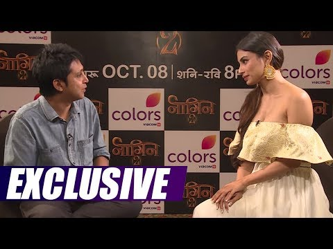 Naagin | Exclusive Interview | Mouni Roy dislikes being Naagin in real life