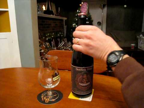 Dogfish Head Theobroma Pour And Tasting