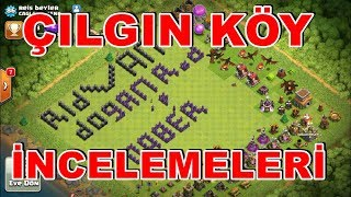 EN İYİ HESAPLAR CANLI YAYINDA KÖY İNCELEMELERİ /clash of clans