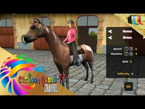 Horse Jumping Game: Horse Games!