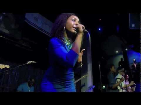 ADRIANA EVANS - Let You Get Away @The Jazz Cafe London UK