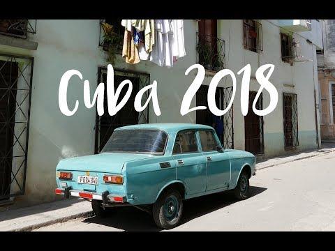 Cuba   GoPro Hero Session   Travel 2018