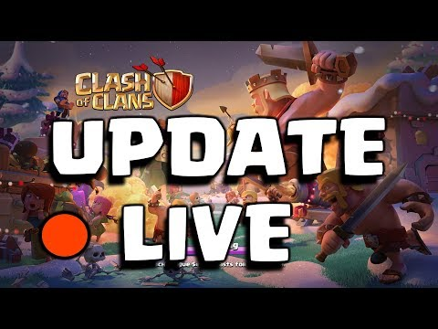 🔴 LIVE MAINTENANCE BREAK 😎 WHAT'S COMING NOW ?? IS IT TOWNHALL 12 ??