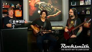 Rocksmith Remastered -- Trivium -- Live from Ubisoft Studio SF