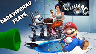 """From The Vault: Mario 64 """"Speedrun"""" and Portal 2 For Some Reason"""