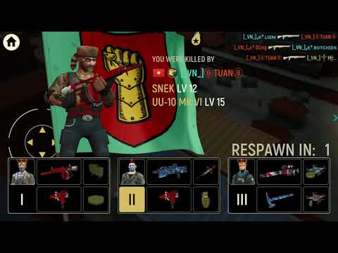 Tacticool 5vs5 Shootergame    ---  Dm AEVN WarClanVN