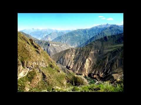 Best tourist attractions in Peru - Arequipa - Colca Canyon