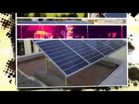 Glimpses of SAR Green Energies Projects