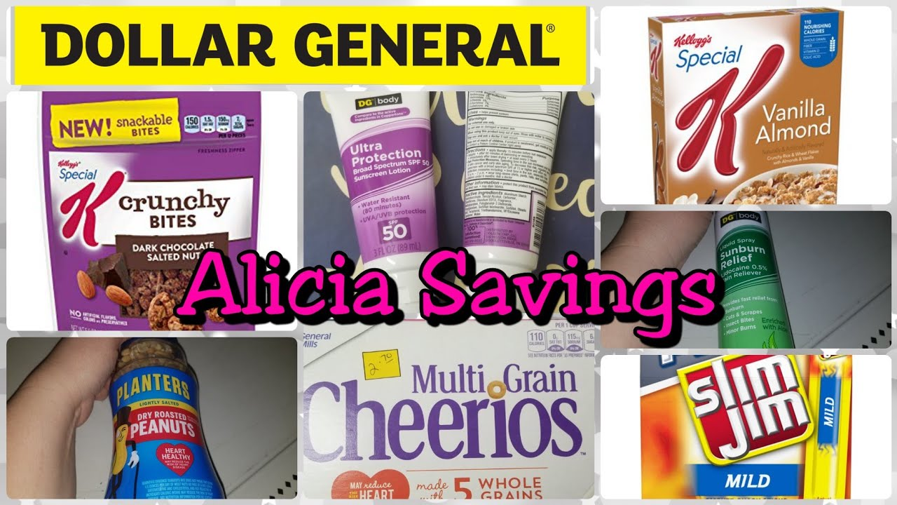 Dollar General Clearance Event Update Penny List With Pictures