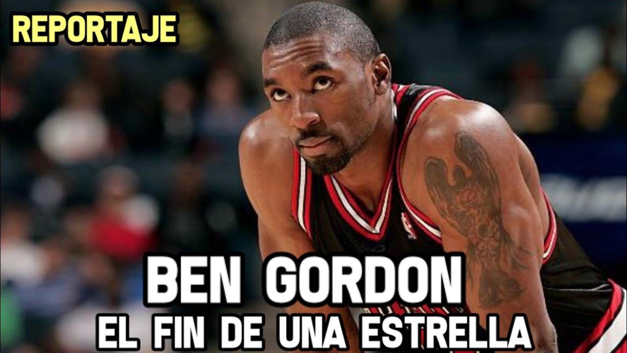 Ben Gordon - El Fin de una Estrella | Reportaje NBA