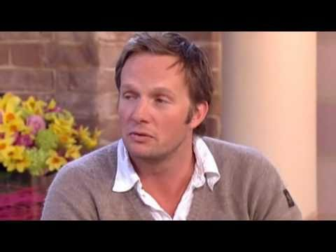 Rupert PenryJones on This Morning 1 March