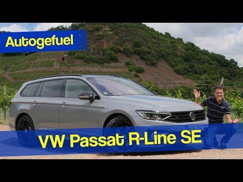 Volkswagen Passat R-Line Special Edition REVIEW 2020 Passat Facelift - Autogefuel