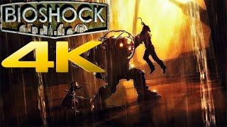 BioShock Remastered Gameplay Walkthrough 4K Max Settings [2160p 60fps]