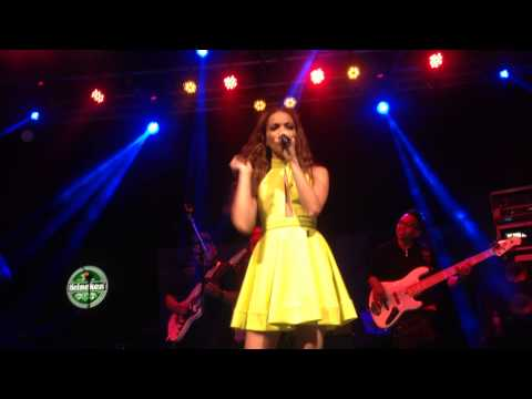 Leslie Grace - Will You Still Love Me Tomorrow - Bonaire Heineken Jazz Festival 2014