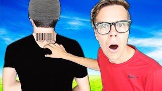 We Found a Secret Hidden Tracking Device on Daniel in GMI Twin Bunker Escape Room! Video