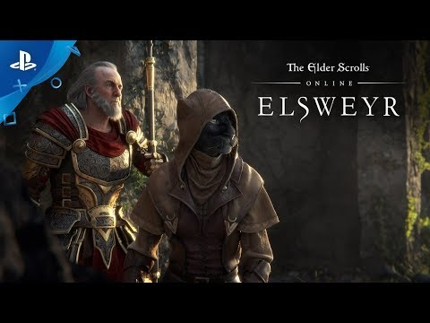 The Elder Scrolls Online: Elsweyr – Cinematic Announce Trailer | PS4