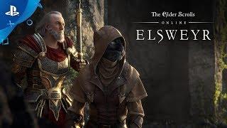 The Elder Scrolls Online: Elsweyr – Cinematic Announce Trailer   PS4