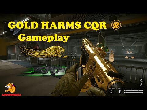 Warface - Impulse Weapon Skins/Gold Harms CQR Gameplay thumbnail
