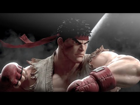 Street Fighter 5: Arcade Edition Official Cinematic Opening