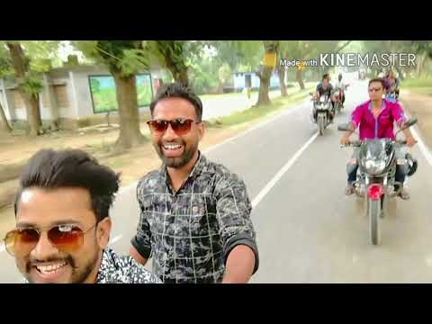 Akta kotha ache banglate | friends tour | Jamalpur Bike Riders | bd fun tv