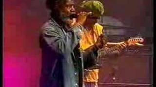 "Burning Spear ""Foggy Road"" Live"