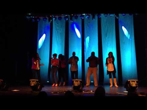 Afro Blue - American Boy at SingStrong 2012