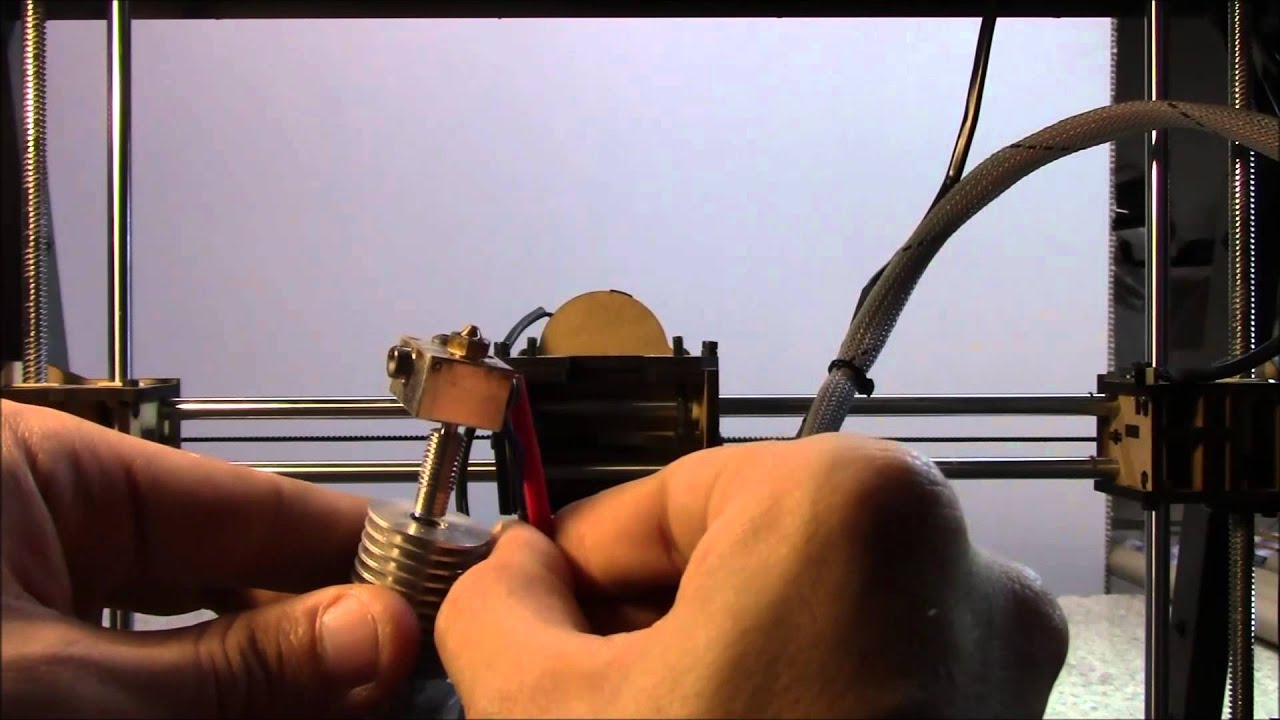How to clean the nozzles 23