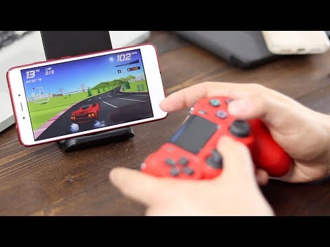 How To Pair PS4 Controller To Android Phones And Play Games
