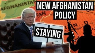 New Afghanistan Policy of Donald Trump - Impact on Pakistan & India - Complete analysis