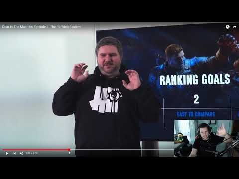 """REACTING TO """"GEAR IN THE MACHINE EPISODE 3""""!!! (MATCHMAKING)"""