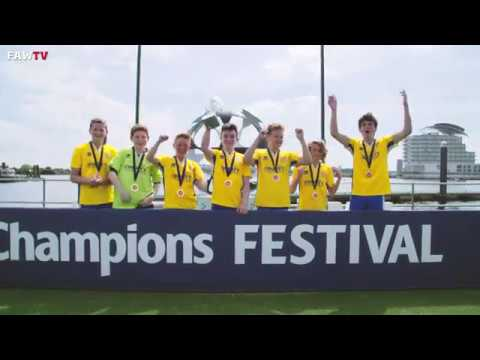 Champions League festival 2017 | Day 1