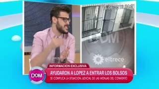 José López y las monjas cada vez más complicadas
