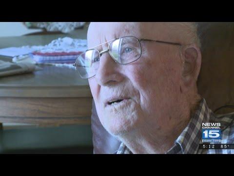 100-year-old Farmer