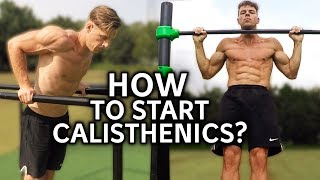 How to Start Calisthenics | Best Beginner Workout Routine