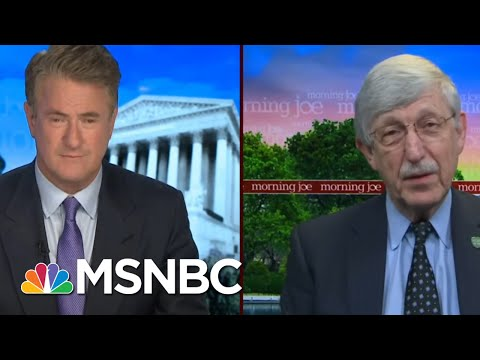 NIH Director Weighs In On Ethical, Theological Concerns Around Genome Editing | Morning Joe | MSNBC