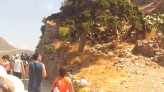 Спиналонга Остров Слез берег крепость(, 2014-09-14T07:15:04.000Z)