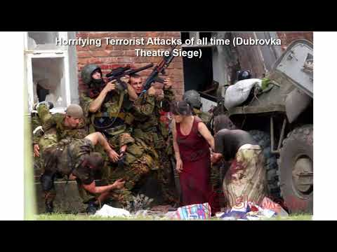 Horrifying Terrorist Attacks of all time Dubrovka Theatre Siege