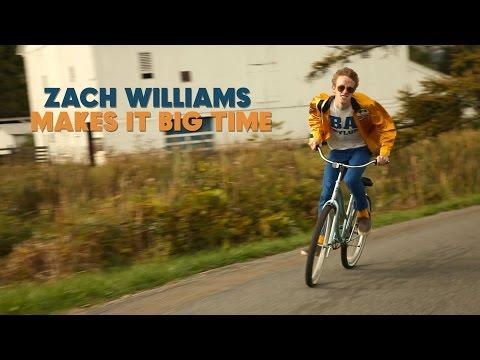 Zach Williams Makes It Big Time