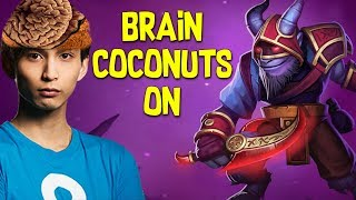 HOL' UP BRAIN COCONUTS ARE ACTIVATED ◄ SingSing Dota 2 Highlights