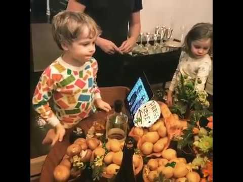 Neil Patrick Harris' Twins Are Not Happy Leprechauns Trashed Their House on St. Patrick's Day