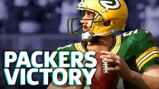Madden NFL 19 - 19 Minutes Of Packers Vs. Dolphins Gameplay