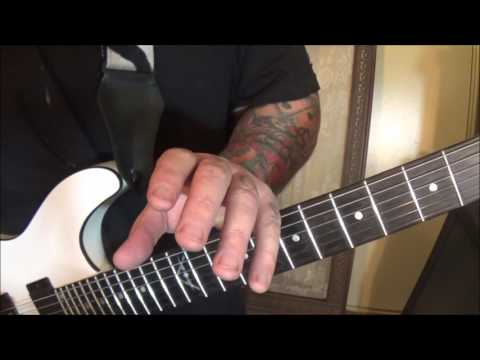 Bad Company - Rock Steady - CVT Guitar Lesson by Mike Gross - How To Play - Tutorial