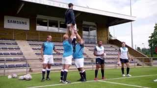 Samsung | School of Rugby with Jack Whitehall: Extra Time