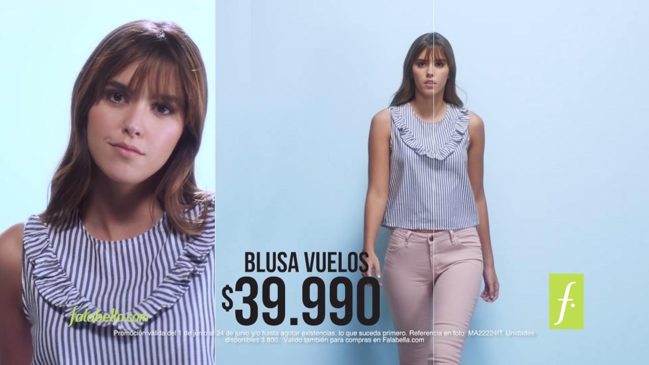 c0d37c94b Blusa Vuelos - YouTube