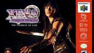 Xena Warrior Princess The Talisman of Fate (Xena)