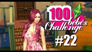 100 Bébés Challenge #22: Chasse aux papa et déco de la salle de bain [The Sims 4]