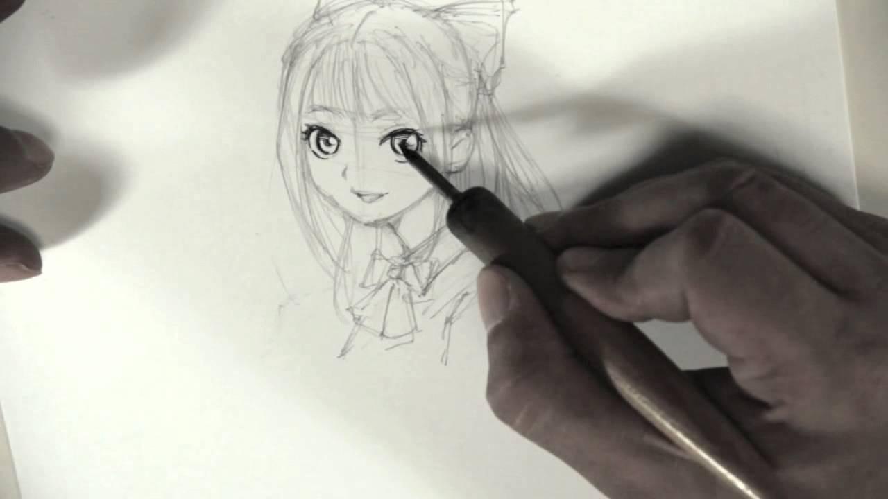 プロのマンガ講師が教える「誰でも可愛い女の子を描けるイラスト