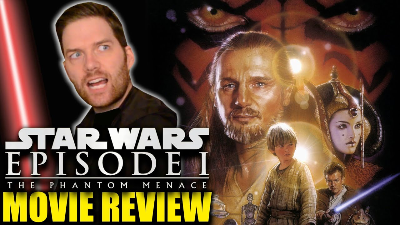 Star Wars Episode I The Phantom Menace Movie Review