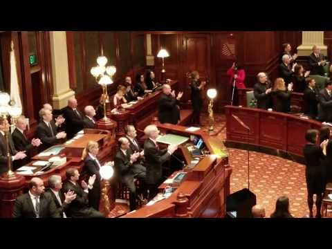 Bruce Rauner's State of the State Address 2018