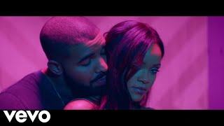 Download Mp3 Rihanna - Work  Explicit   Feat. Drake   Two Videos Mixed In One